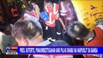 #PTVNEWS: Pangulong #Duterte, pinaiimbestigahan ang P6.8-B shabu na naipuslit sa bansa