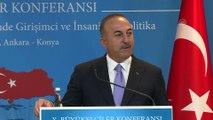 Çavuşoğlu-Lavrov ortak basın toplantısı - Rusya Dışişleri Bakanı Lavrov (3) - ANKARA