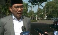 Ridwan Kamil Dukung Joko Widodo di Pilpres 2019