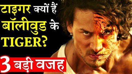 3 BIG REASONS- Why Tiger Shroff Emerges As The Highest Gainer Amongst The Youngsters