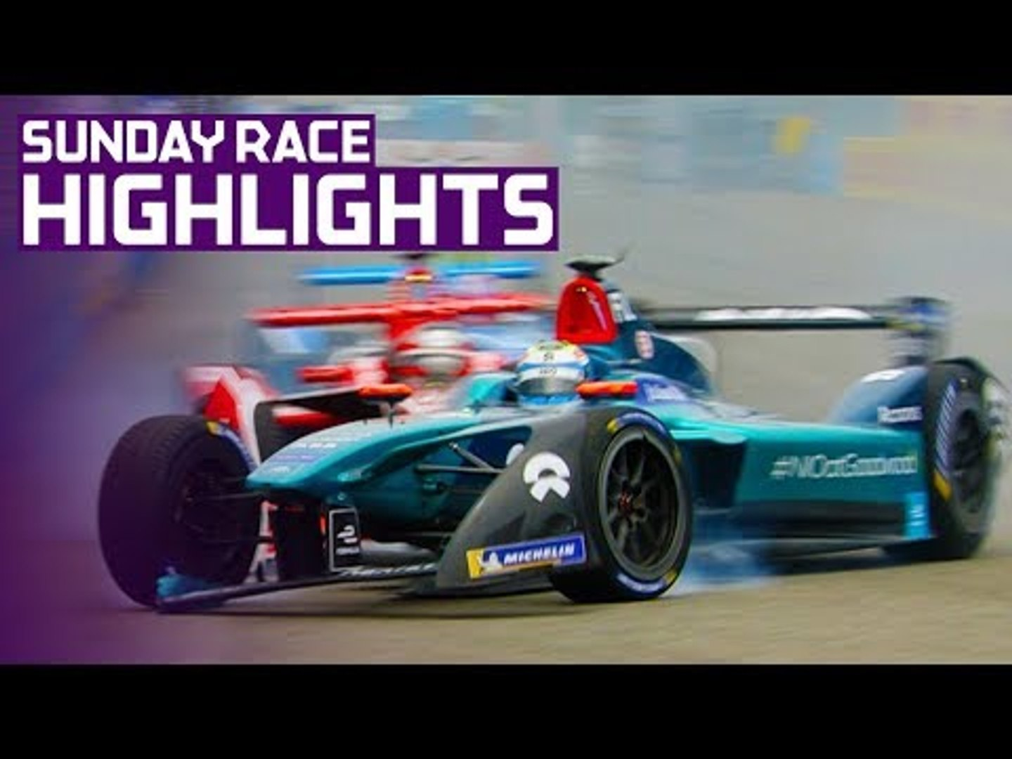 New York, New Champions! Race Highlights | 2018 Qatar Airways New York City E-Prix | Sunday