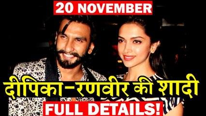 When Deepika Padukone and Ranveer Singh to Take Saat Phere%3F Full Details