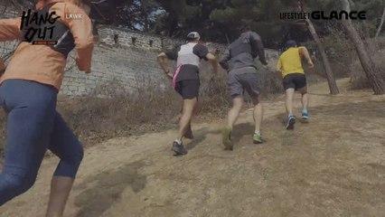 [행아웃 시즌10 러닝크루] 산과 숲, 자연 속을 달리는 트레일 러닝 크루 'LAWR'!