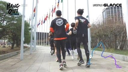 [행아웃 시즌10 러닝크루] 서울 잠실지역 기반 러닝크루 JSRC 올림픽공원 편!