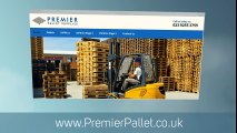 PREMIER PALLETS SUPPLIES LTD - Suppliers of high-quality pallets