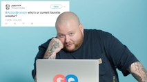 Action Bronson Goes Undercover on Reddit, Twitter and YouTube