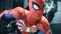 Trailer - Spider-Man PS4 - Les Vilains du jeu