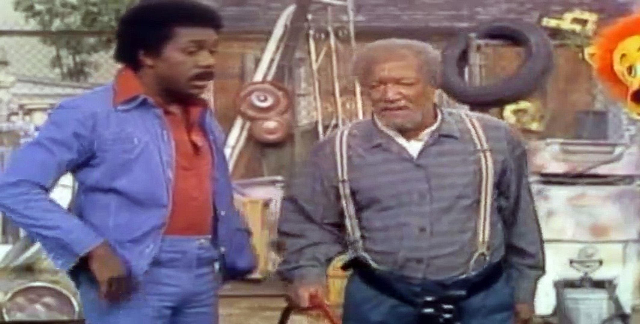 Sanford and Son S05 - Ep16 Fred Sanford Has a Baby HD Watch