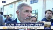 """Viaduc effondré en Italie: """"Le nombre de victimes continue d'augmenter"""", affirme le maire de Gênes"""