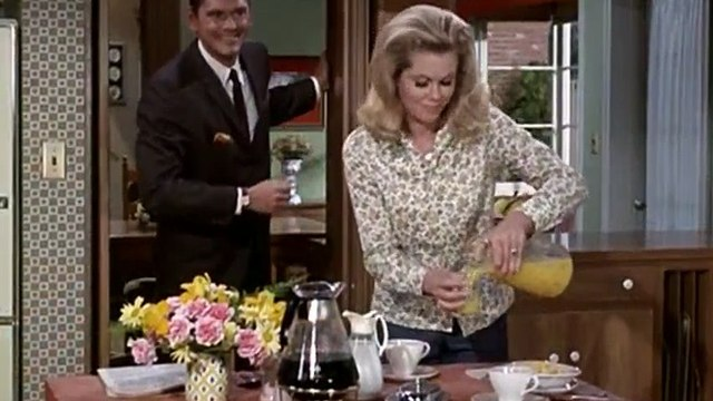 Bewitched S04xxE03 Business, Italian Style