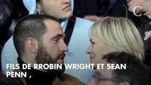 Robin Wright a épousé son petit ami, le Français Clément Giraudet, dans la Drôme