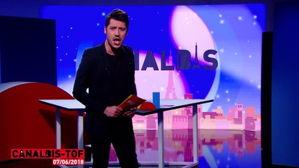 Canalbis du 23/08 - Canalbis - CANAL+