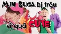 [My hearteu-SUGA]  (Suga making BTS laugh)