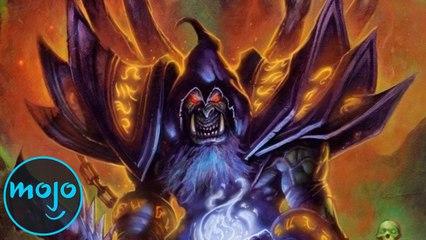 Top 10 Blizzard Villains