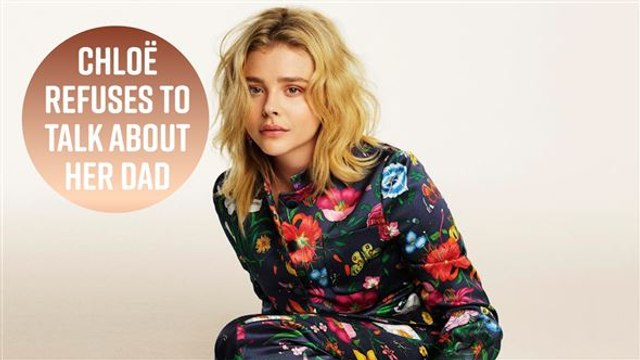 Chloë Grace Moretz's Dad broke her Spice Girls CD because of its lyrics