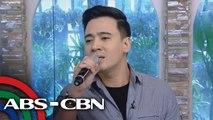 UKG: Erik Santos performs 'Pagbigyang Muli'