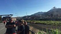 Effondrement d'un viaduc à Gênes : toute une ville en deuil