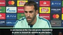 """Atlético - Godin : """"Une grande responsabilité"""""""