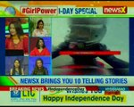 Girl Power I-Day Special: Athletes, DJs to bike racers; they are breaking frontiers