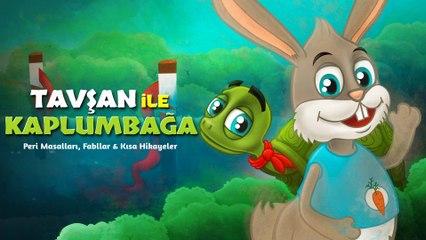 Tavşan ile Kaplumbağa - Adisebaba Klasik Masallar | Okidokido