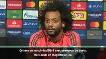 """Real - Marcelo promet """"un très beau match"""""""