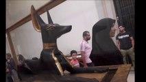 croisière en dahabeya sur le Nil en Egypte - souvenir depuis la ville du Caire en Egypte.