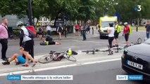 Londres : nouvelle attaque à la voiture bélier