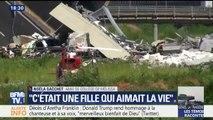 """""""Il va nous laisser un gros vide"""": les proches des victimes françaises du viaduc de Gênes témoignent"""