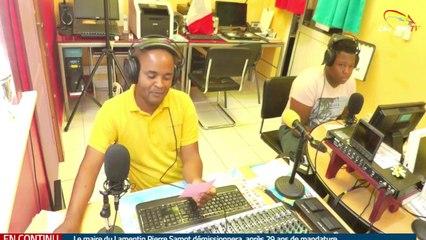 Chiconi FM-TV YONIS et IB deux jeunes de Chiconi