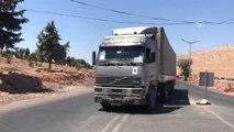 BM'den İdlib'e 22 Tırlık İnsani Yardım