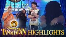 Tawag ng Tanghalan: Vice and Vhong's fun moment with Juvanesa