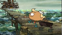 The Marvelous Misadventures of Flapjack S01E15 - Sea Legs - No Syrup for Old Flapjacks