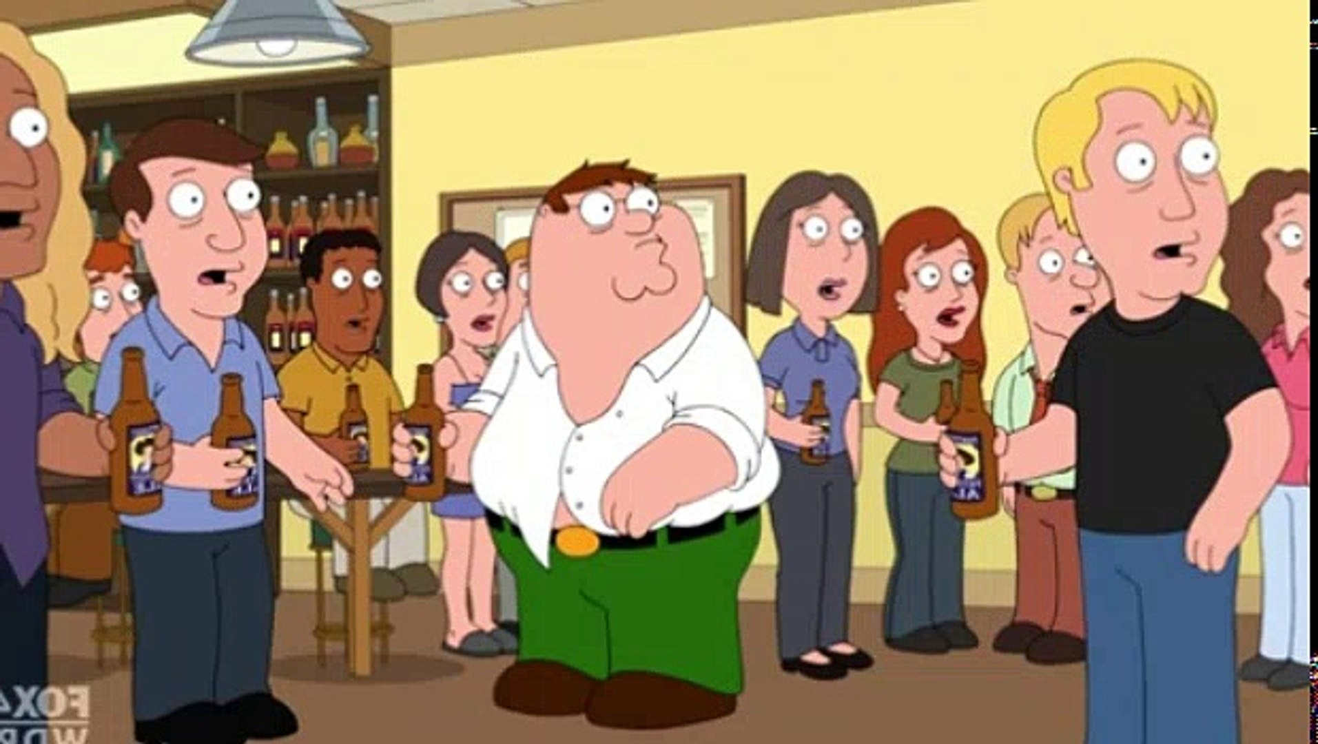 Family Guy S09E10 - Friends 0f Peter G