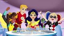 DC Super Hero Girls Episode 12 - Hero of the Month Wonder Woman