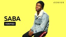 "Saba ""LIFE"" Official Lyrics & Meaning 