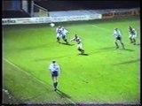 3 October 1995: Bury 4 Sheffield United 2 (League Cup)