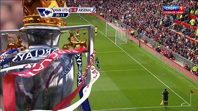 EPL R03 2011.08.28 - Manchester United vs Arsenal - 1st Half
