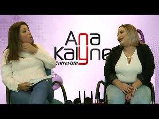 allTV - Ana Kalyne Entrevista  (15/08/2018)