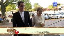 Polo Baquerizo renovó votos matrimoniales