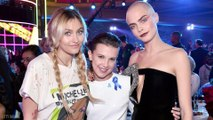 Paris Jackson SHADES Former Lover Cara DeLevingne After She was Caught Kissing Ashley Benson!