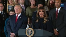 Melania Trump Reportedly Advised Her Husband Against Commenting On Omarosa's Book