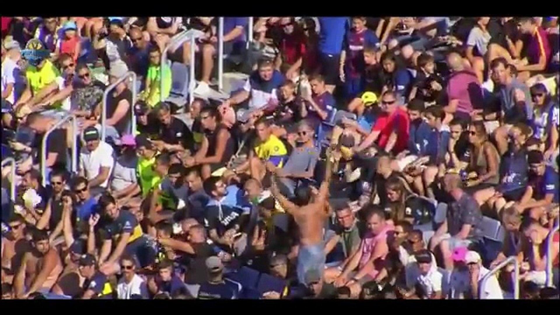 البث المباشر لـ مباراة برشلونه الاسباني وبوكا جونيورالارجنتيني  علي قناة بيراميدز
