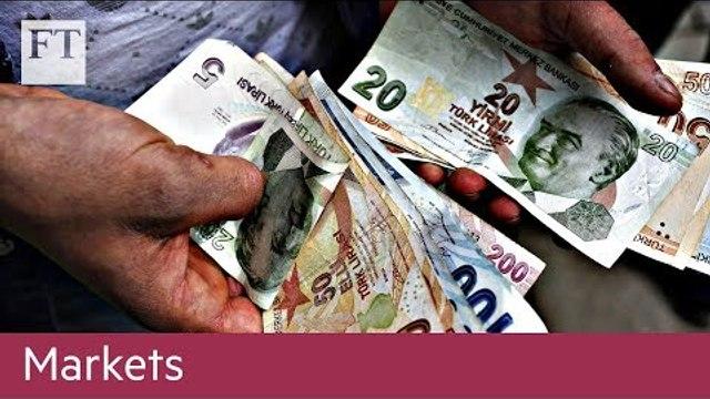 Turbulent times for the Turkish lira