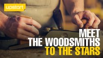 UPSTART: Meet the woodworkers to the stars