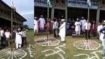 महराजगंज के मदरसे में छात्राओं को राष्ट्रगान गाने से रोका, वीडियो हुआ वायरल