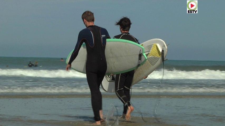 Surfing estival Aout 2018 - Montalivet Surf TV