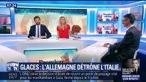 Glace: l'Italie détrônée par l'Allemagne