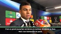"""Supercoupe d'Europe - Casemiro : """"Ronaldo manquerait à n'importe quelle équipe"""""""