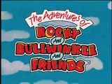 The Bullwinkle Show Wailing Whale P11&12 - Boris Badenov and His Friend and The Hard Cell