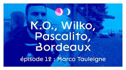 Deux nuits avec Marco Tauleigne